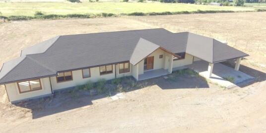 Casas en Parcelas – Reserva Huilquilemu
